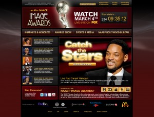 NAACP Image Awards Homepage 1