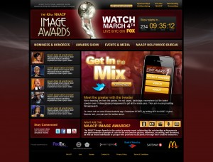 NAACP Image Awards Homepage 2