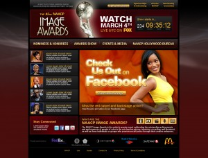 NAACP Image Awards Homepage 3