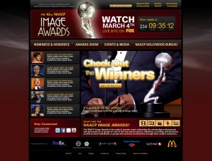 NAACP Image Awards Homepage 4